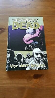 The Walking Dead Comic Nr.7 Hardcover Wie NEU