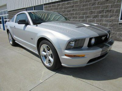 2006 Ford Mustang GT Premium Coupe 2006 Ford Mustang GT Premium Coupe