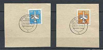 Germany - DDR : Airmail stamps from 1983 - Special