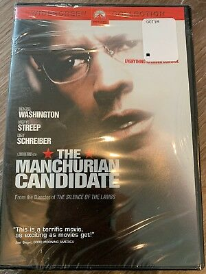 The Manchurian Candidate [New DVD] Eco Amaray Case