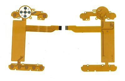 Keyboard Button back Rear Cover Flex Cable Nikon D90