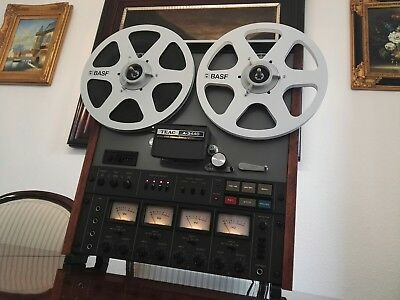 Teac A-3440 Tonbandmaschine 4 channel multitrack tape recorder