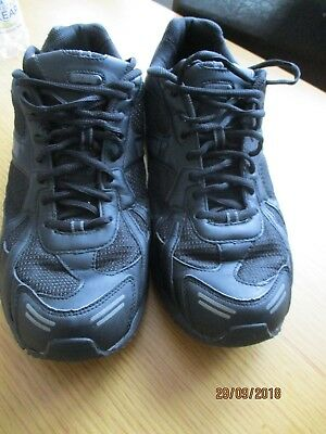 New Magnum Blk Fitness Trainers Uk Size 12 Mens