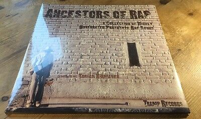 2 LP * SEALED * Various Ancestors Of Rap Tramp Records ‎TRLP-9019  VINYL GERMAN