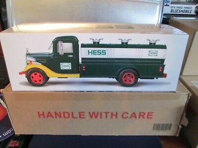 2018 Hess Toy Truck 25th Anniversary Ltd Edition SOLD OUT !!!!!