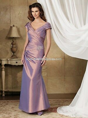 jordan Caterina Mothers Dresses - Style 9026  (cranberry ) in color nwt size 20
