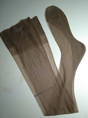Vintage Nylon Stockings Size 11 Fully Fashioned Nylons  Private Listing Ff1