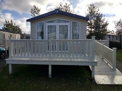 8 berth Prestige caravan to let kiln park tenby 2020 Dates LOW DEPOSIT