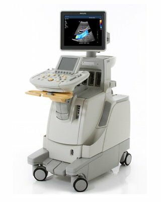 Philips IU22 Ultrasound| 3 Probes | Warranty Included