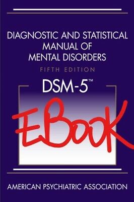 (PDF)  Diagnostic and Statistical Manual of Mental Disorders - DSM-5