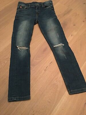 Boys Next Skinny Jeans, Age 10, Great Condition