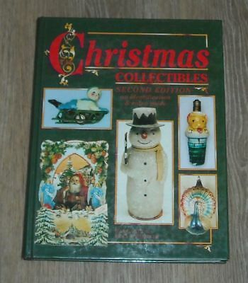 1994 Hardcover Book * Christmas Collectibles Second Edition * Price Guide