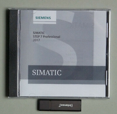 Siemens Simatic Software STEP7 Professional 2017 incl. Floating License