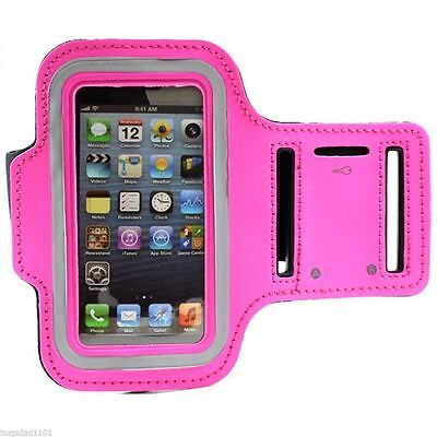 For iPhone 5S 5C 5  Sports Armband (PINK )
