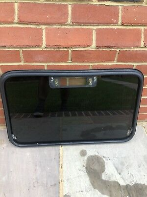 Land Rover Defender Rear Heated Window Glass Tinted
