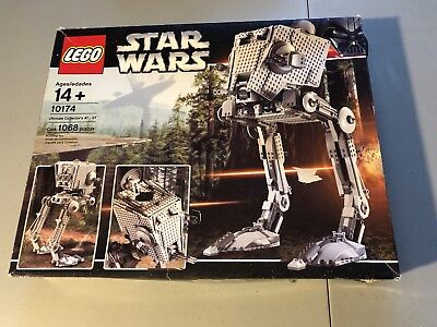 Star Wars Lego 10174 Ucs At St Complete W Instructions Box