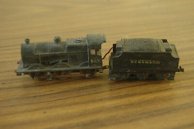 N scale British Loco (Lima) for parts or repair