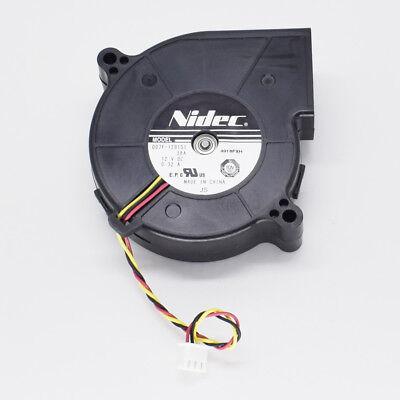 1PC NIDEC W38S12BUA5-07 3828 12V 0.70A 38mm 4-wire small wind cooling fan