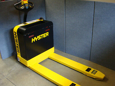 """Hyster W40Z Electric Walkie Pallet Jack Truck Reconditioned  Fork 27 x 48"""" 4000#"""
