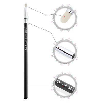 Jessup Pro Accuracy Lip 304 Cosmetic Brushes Professional Makeup Tool Soft Fibre