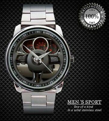 New Mazda CX 7 Steering Wheel Sport Metal Watch Design Sport Metal Watch