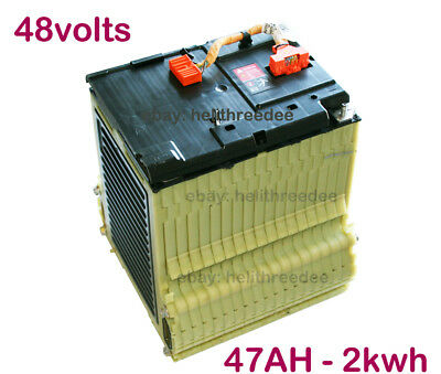 Chevy Volt Battery >> 2014 Chevy Volt Lithium Ion Battery 2kwh Pack 48v Off Grid