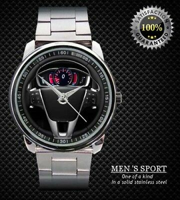 2014 Volvo V60 V70, XC70 and S80 Steering Wheel Sport Design Sport Metal Watch