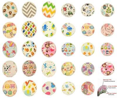Washable Reusable Absorbent Bamboo Breast Pads Nursing Pads Breastfeeding Pads