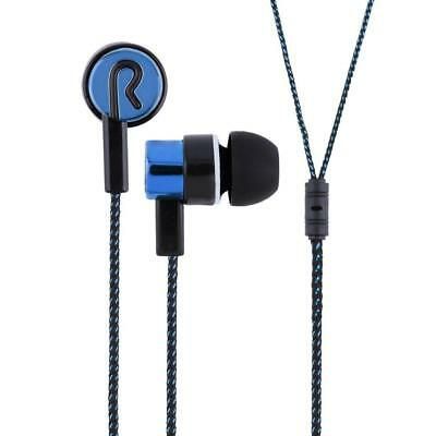 Sports Running Noise Isolating Stereo in-Ear Earbud Headset Earphone 5-Colors