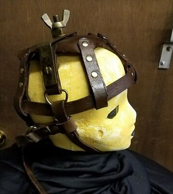 Green Mile Old Sparky Electric Chair Head Piece Dungeon Crime n Punishment