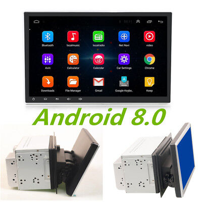 "Universal 9"" 2Din 1080P Touchscreen Auto Android 8.0 Stereo Radio GPS Wifi 8Core"