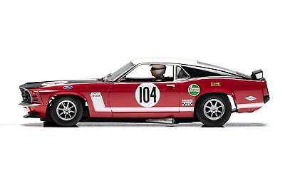 ISCALEXTRIC FORD MUSTANG 302 - BATHURST 1000 EARLY 1970's - NEW RELEASE