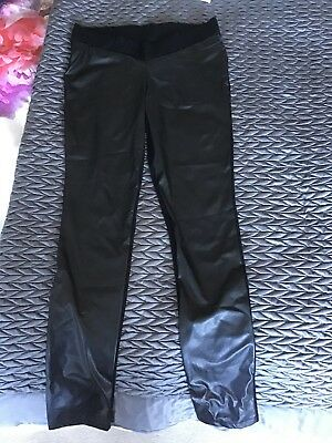 Seraphine Black Leggings Size 12