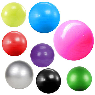 Birthing Balls Maternity Pregnancy Gym Ball Exercise Swiss Fitness Medicine Tone