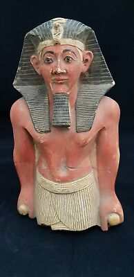 ANCIENT EGYPTIAN ANTIQUE Artifact Thutmose III Pharaoh 18th Dynasty 1481-1425 BC