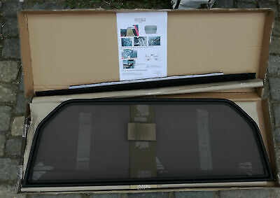 WEYER Windschott 1026 MGB wind shield deflector