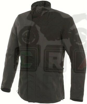 Giacca invernale moto Dainese Highstreet D-Dry Jacket Nero TAGLIA 50