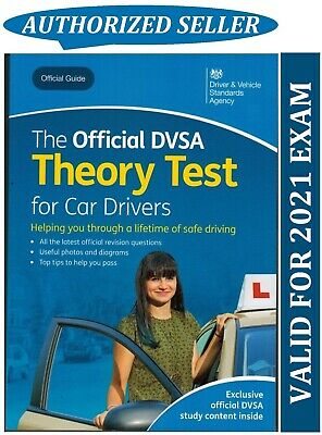 The Official DVSA Theory Test for Car Drivers Book 2019 - Latest Edition - ThrBk