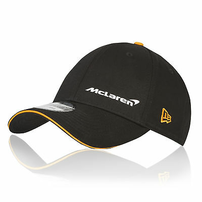 McLaren Official 2018 Essentials Cap Hat Headwear New Era 9FORTY