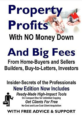 Cash Income. Big Earnings. Business-Opportunity in Property