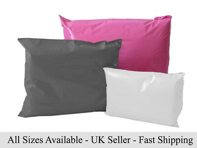 Mailing Postal Postage Parcel Mail Bags - Multi Colors - Various Size & Qty