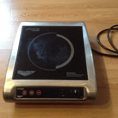 Vollrath MIrage Induction Range Model 59500 (120 volt 1800 watt)