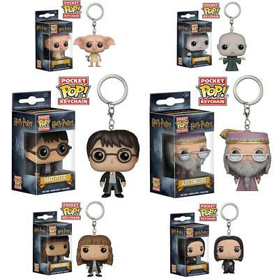 Funko Pop! Harry Potter Voldemort Hermione Vinyle Action Figurine Porte-clés Jou