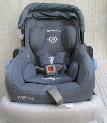 UPPAbaby 2017 MESA Infant Car Seat & Base, Henry,BLUE (SEE DESCRIPTION)
