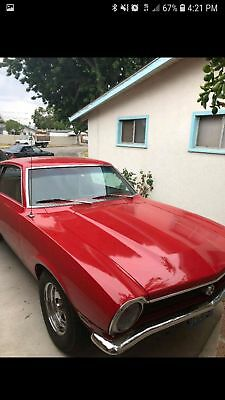 1970 Ford Maverick  1970 red Ford Maverick