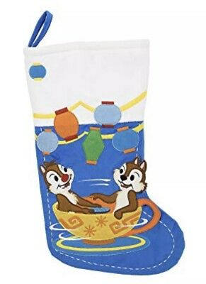 Disney Parks Chip N Dale Minnie Pluto Toy Story Christmas Holiday Stocking