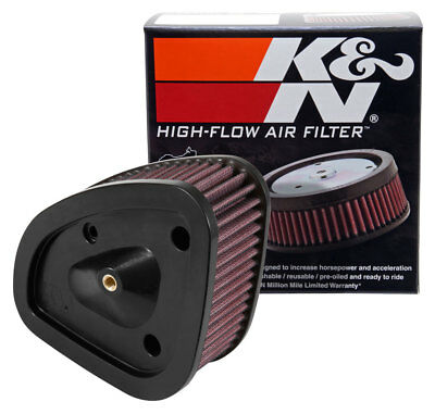 K&N HD-1717 Replacement Air Filter 2017-2018 Harley Davidson Road King Glide
