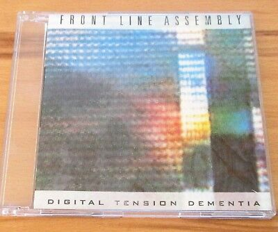 Front Line Assembly - Digital Tension Dementia CD