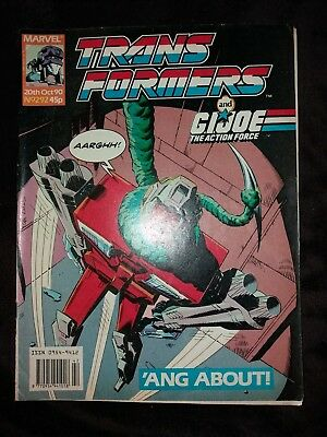 Transformers Generation 1 Comic Issue 292