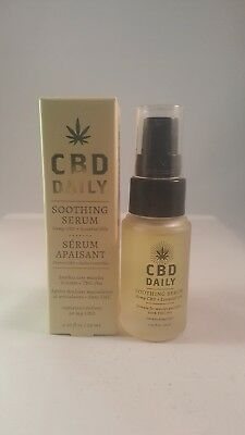 CBD Daily Soothing Serum Essential Oils Muscle Joint Pain Relief A+ Fast Ship
